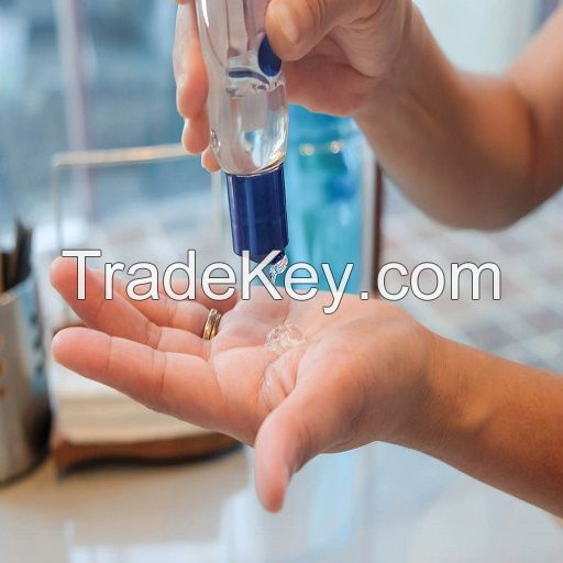 500ml Hand Sanitizer Gel Waterless Hot Selling Wholesale