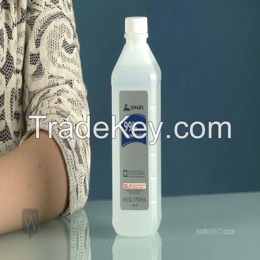 High purity 99.9% Isopropyl alcohol / IPA solvent with good price