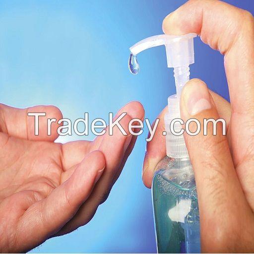Private label wholesale disinfectant 75Alcohol Gel liquid hand sanitizer Hot sale products