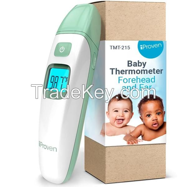 Baby Forehead and Ear Thermometer Triple Mode A must have for families with babies