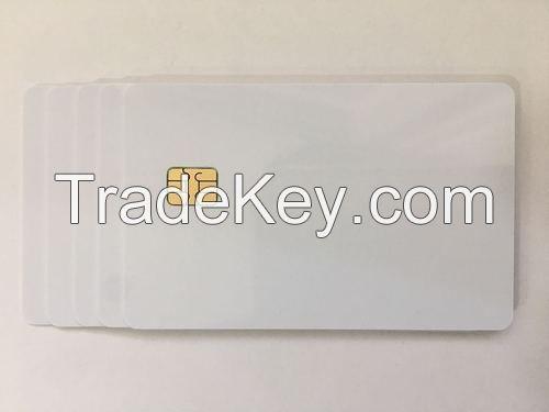 SLE/ISSI 4442/4428 IC , Smart , Blank , Contact IC Card
