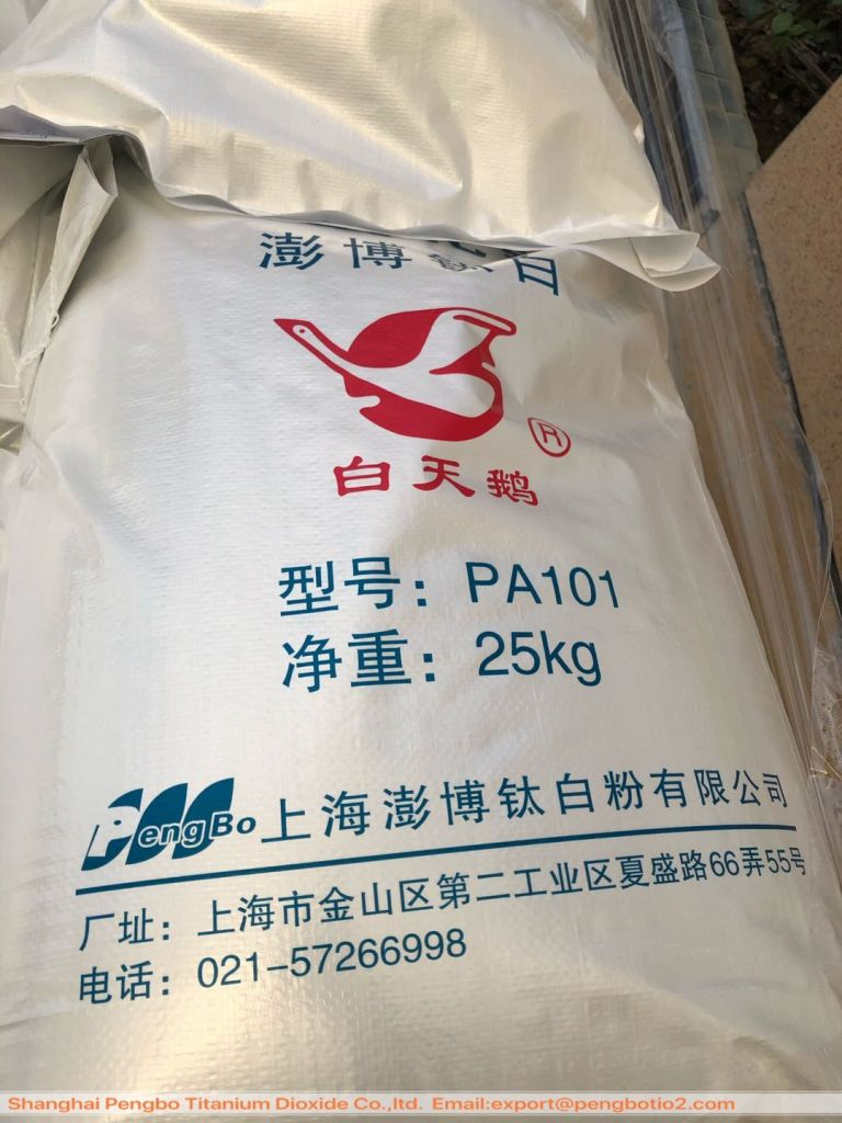 Titanium Dioxide Anatase PA101