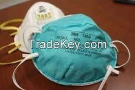N95 3M 1860 Medical Face Mask