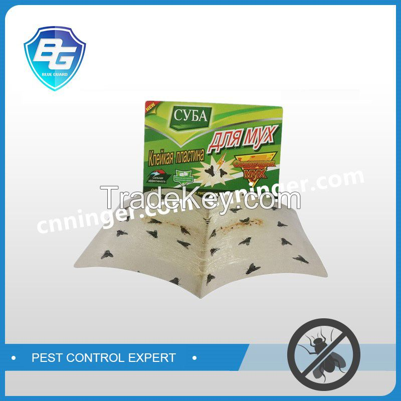 Fly glue trap,fly glue paper sticky board manufacturer