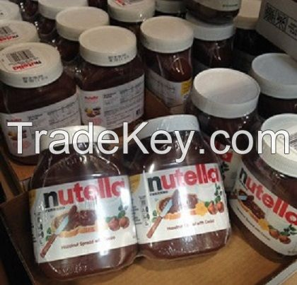 Ferrero Nutellass Chocolate 15g, 25g, 350, 400g, 600g, 750, 1kg, 3kg and 5kg