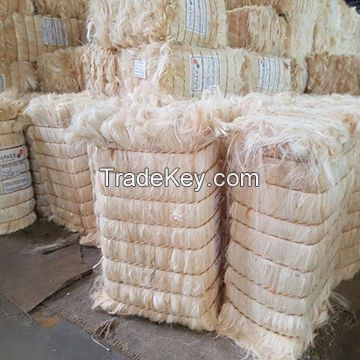 UG Grade Sisal Fiber for Sale | Sisal Fiber Manufacturers