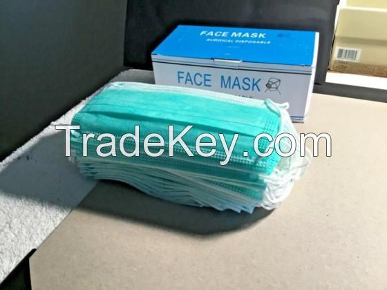 3 Ply Face Mask - 3 Ply Surgical Mask Latest Price