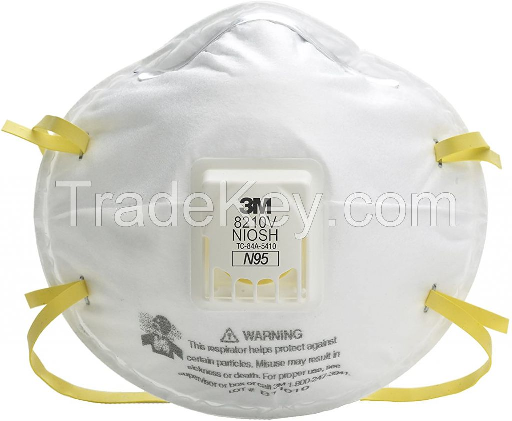 hot sale disposable folding cajas carton KN95 face mask packaging paper box