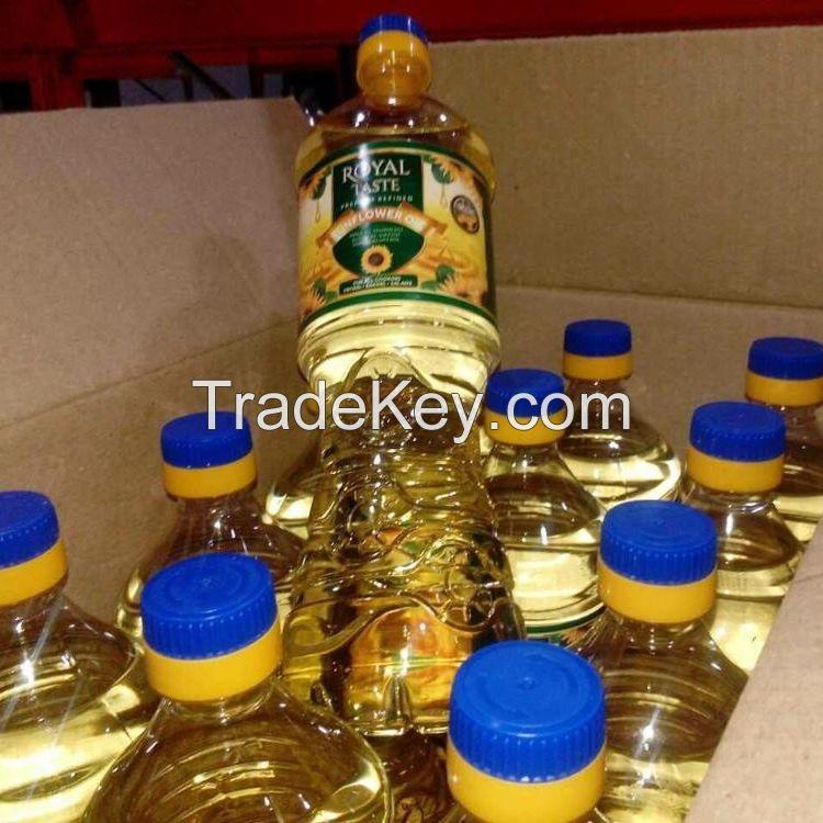 Best Sun Flower Oil 100% Refined Sunflower Cooking **
