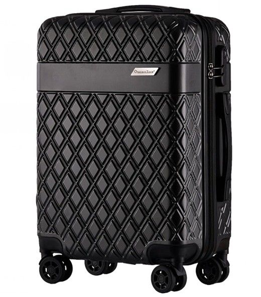 Factory produces four wheels luggage sets carry on luggage 3 sizes sets
