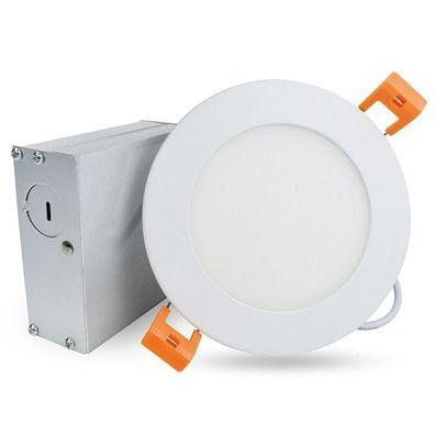 TUV CE ROHS Recessed Round LED Panel Light
