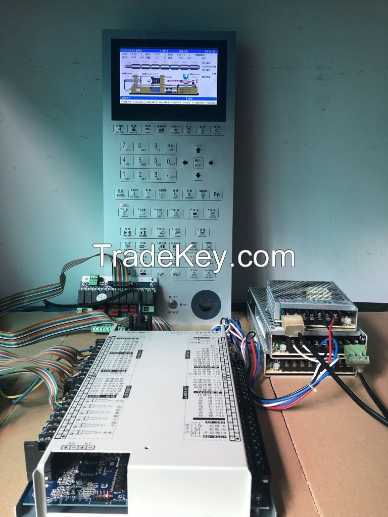 TYPE 2 OF JIESON INJECTION MOLDING MACHINE CONTROLLER