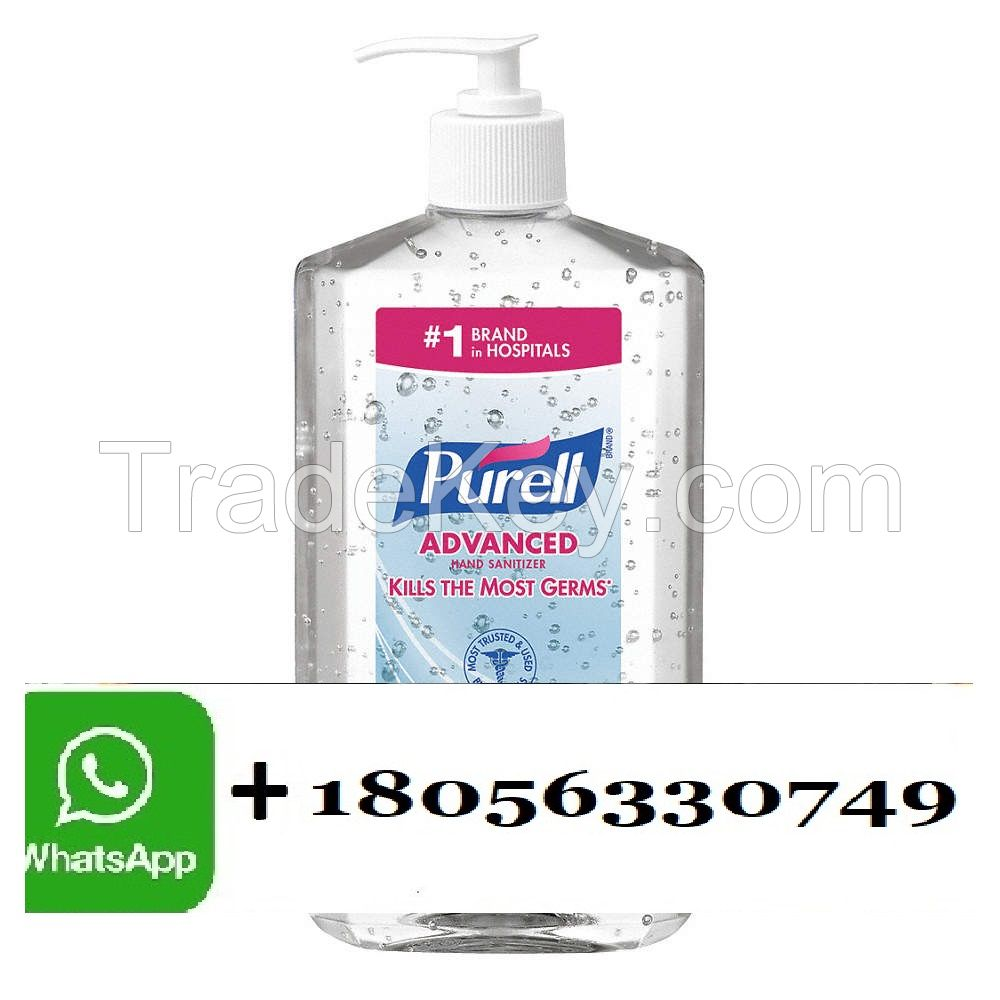 WHOLESALE IN STOCK 100ML 500ML PORTABLE MINI WATERLESS 75% ALCOHOL HAND SANITIZER