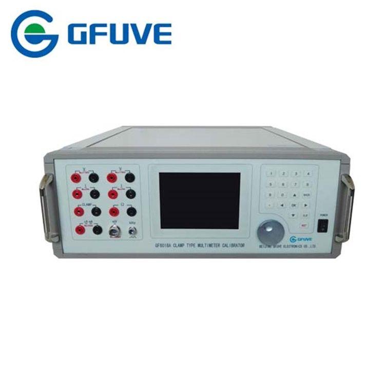 GF6018A Multimeter And Clamp Meter Calibrator Electrica Calibration Equipment