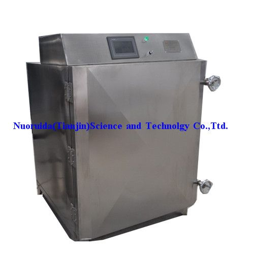 Cryogenic equipment for the metal treatment industry