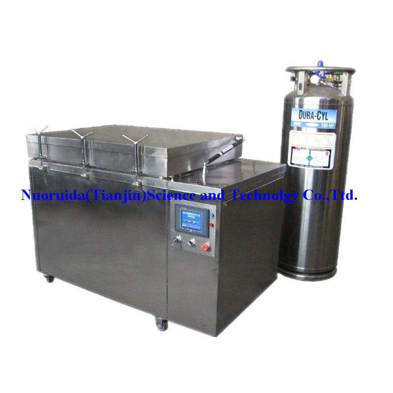Liquid Nitrogen Sub Zero Treatment Cryogenic Processing Freezer Cryogenic Treatment Equipment