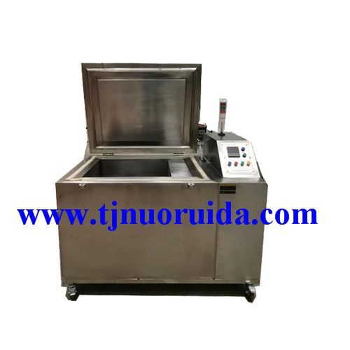 liquid nitrogen cryogenic freezer for steel