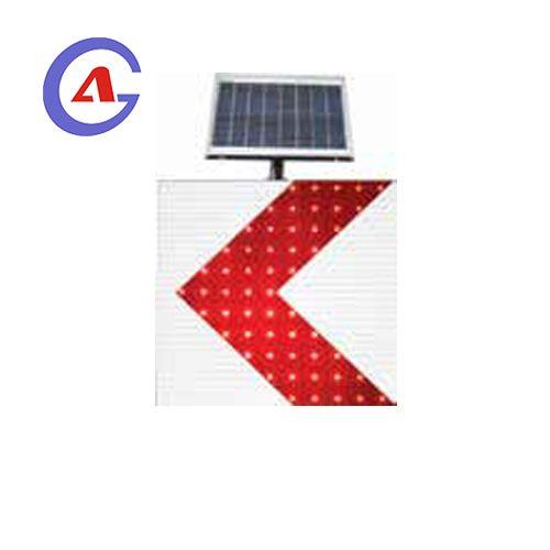 Solar LED Traffic Safety Chevron Sign
