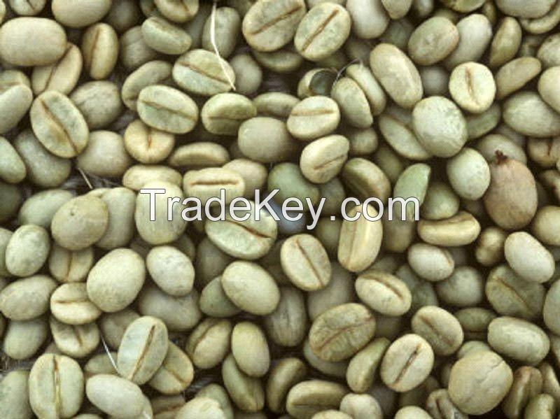 Arabica Green Coffee Beans Grade A