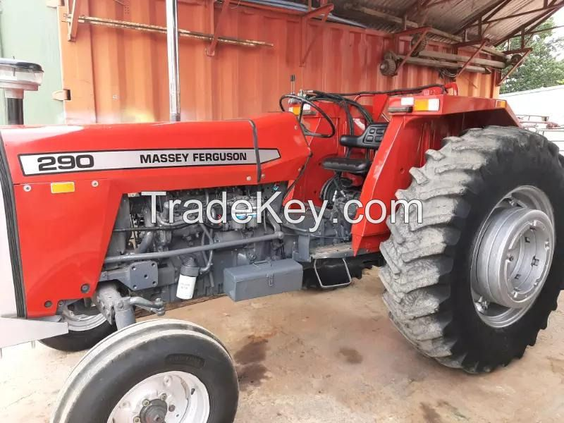 Massey Ferguson MF 290 agricultural tractor , 2wd,