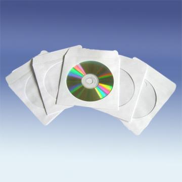 Paper White Envelope / Paper CD Sleeve