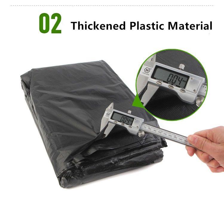 Heavy Duty Contractor Trash Bag