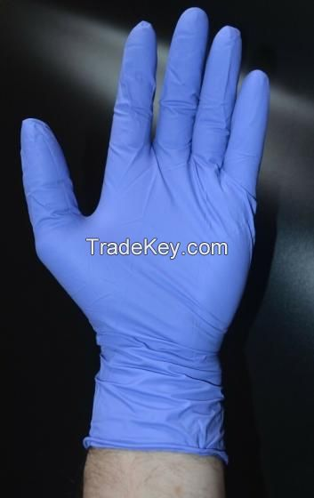 Best Quality Powder Free Nitrile Disposable Glove For Sale