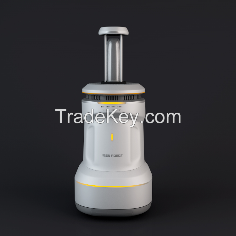 Iben pulsed UV Disinfection Robot