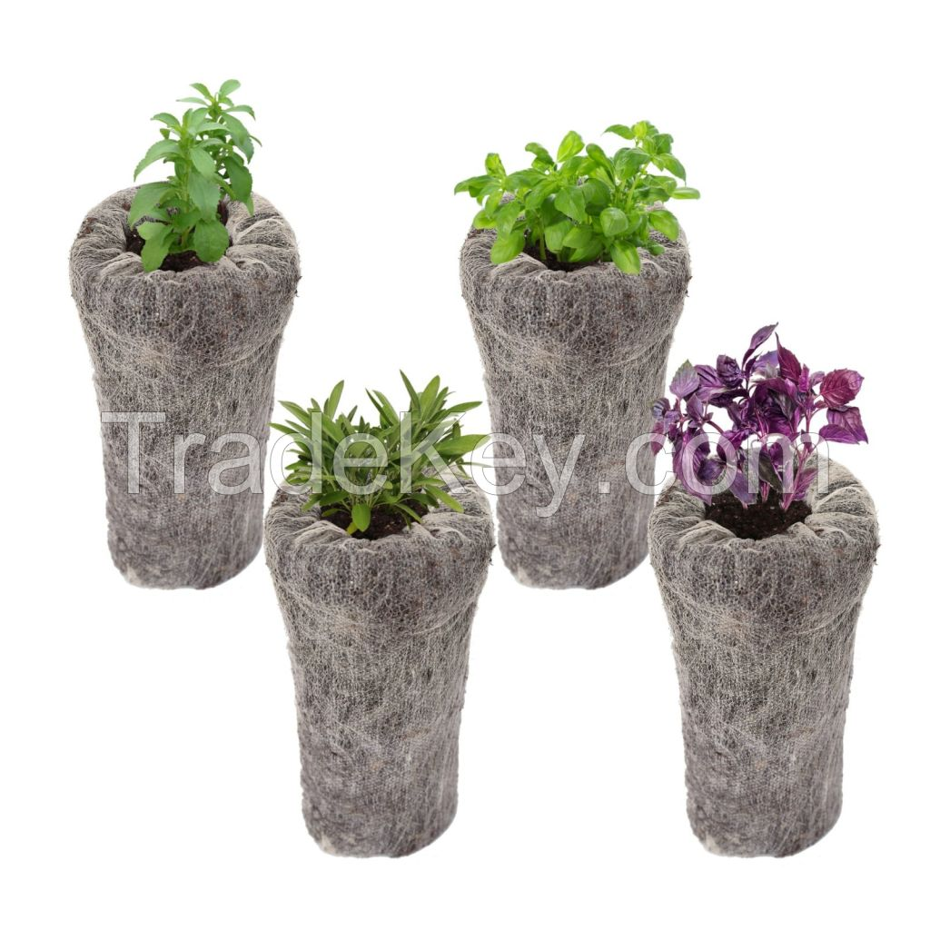PEAT PELLET DISC HOME INDOOR PLANT VEGETABLE GROWING KIT SYSTEM