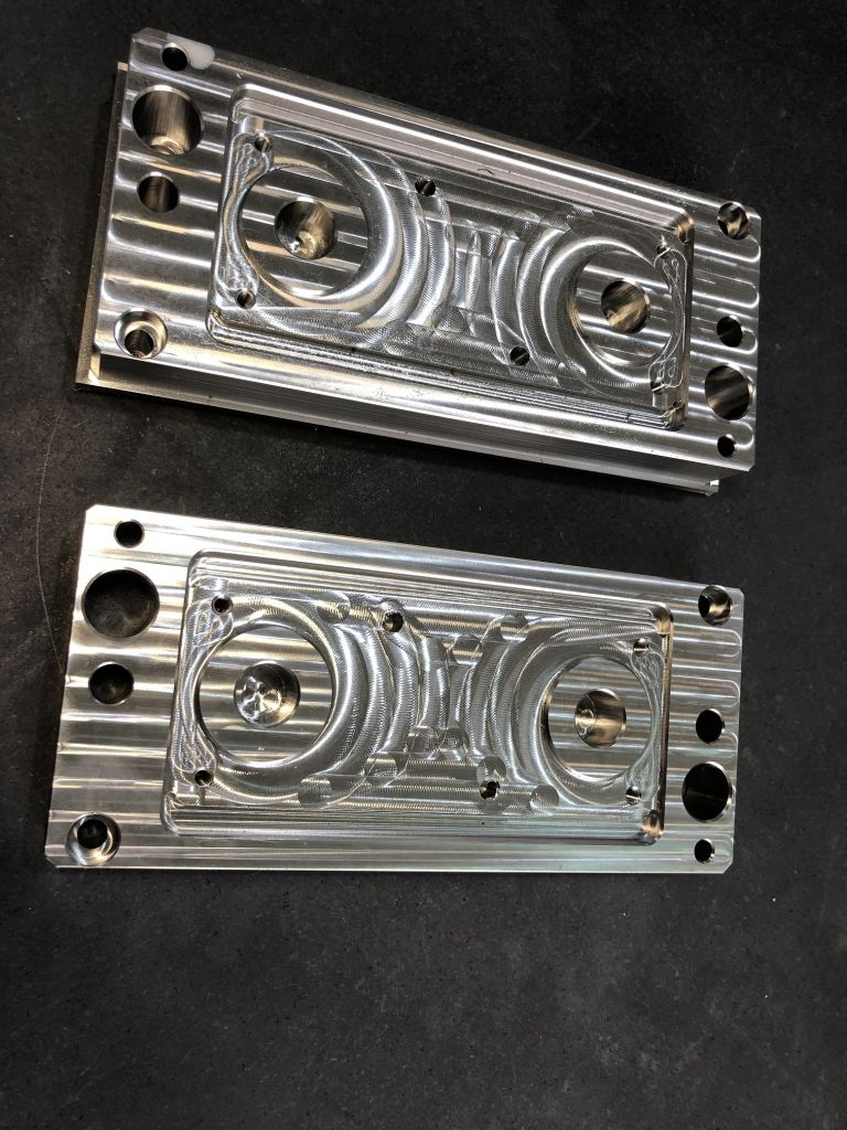 Aluminum/Steel CNC Turning / Milling / Drilling / Boring Machined Service Parts, Sealed aluminum ring component