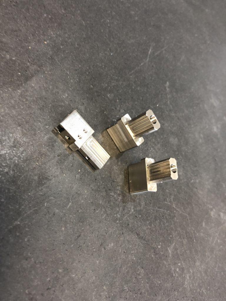CNC precision machining milling anodizing aluminium vehicle components CNC machined parts