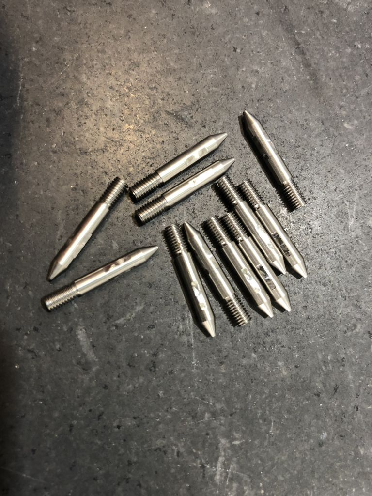 Grinding cnc parts machining steel lathe turning part