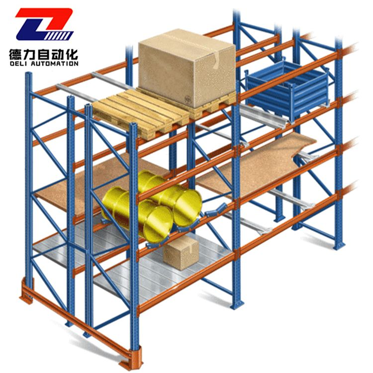 Warehouse Storage Heavy Duty Pallet Rack Storage Shelves