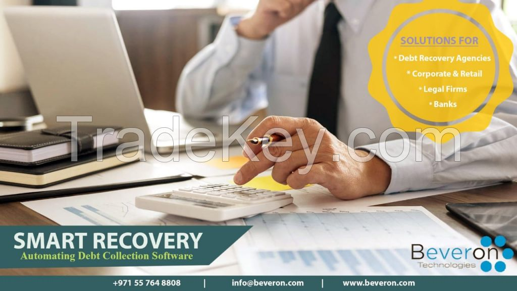 Beveron SmartRecovery -debt collection software