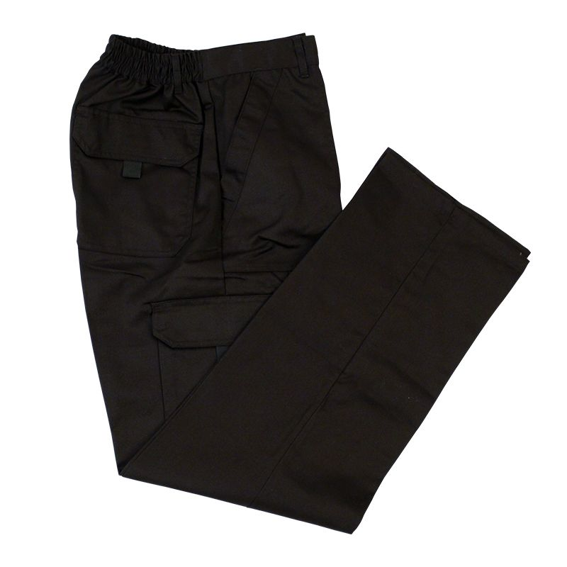Men Multi-Pockets Functional Zip off Cargo Work Pant