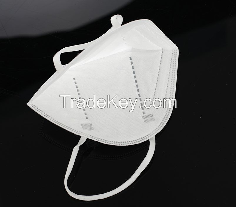 KN95 disposable surgical filterable half mask