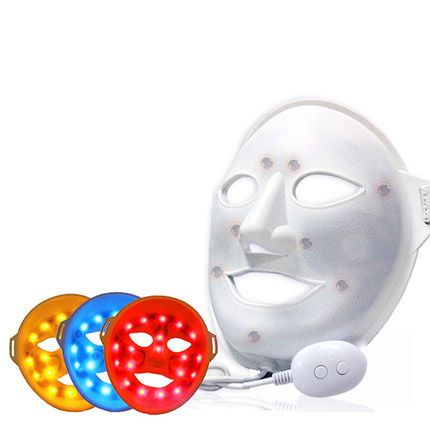 Anti aging led facial mask