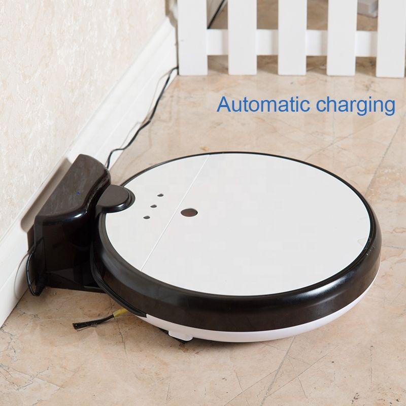 Robot vacuum cleaner app remote control intelligent cleanner