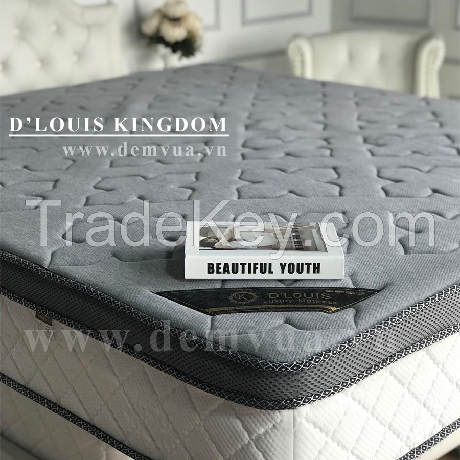 Mattress Vietnam pocket spring mattress deluxe
