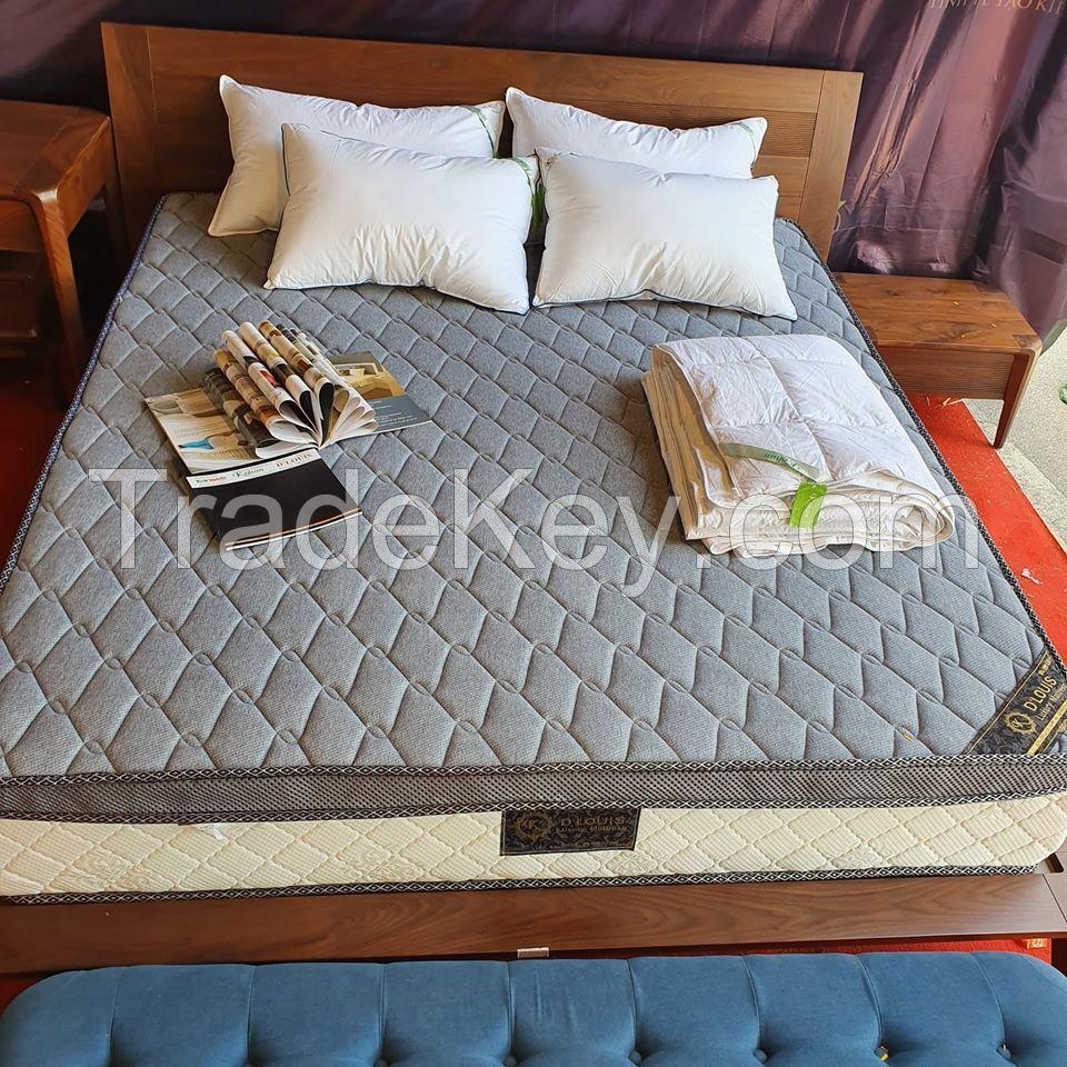 Memory foam top pocket spring mattress sleepwell pocket spring mattress bedroom in Vietnam