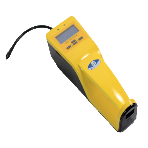 Portable SF6 gas detector