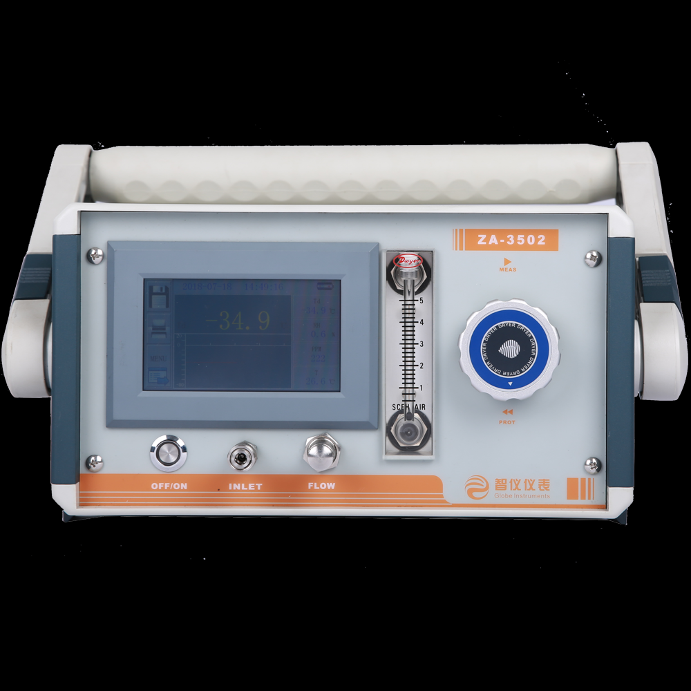 portable SF6 gas dew point meter