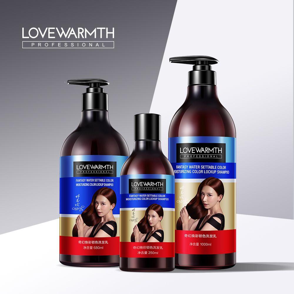 Anti-Dandruff Oil-Control Smooth Shampoo No Sulfates Moisturizing Hair Shampoo For Men And Women