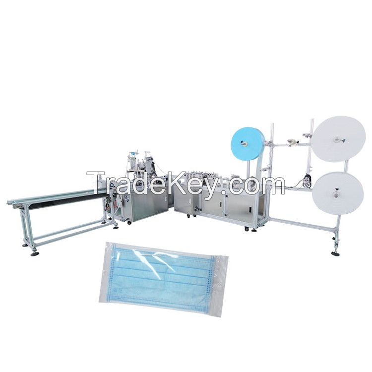 Automatic Non Woven Surgical Mask Making Machine