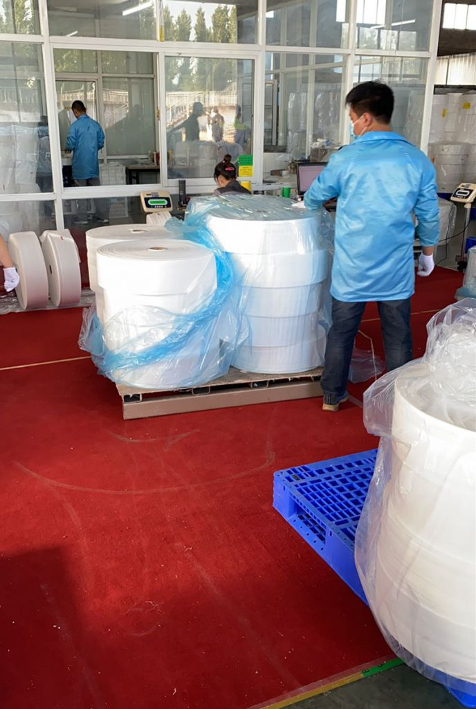 Face Mask Materials Meltblown Nonwoven Fabric