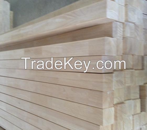 Premium Quality Rubber Wood