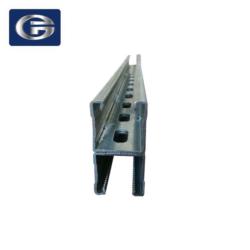 Metal Profile Galvanized Strut Channel C Channel
