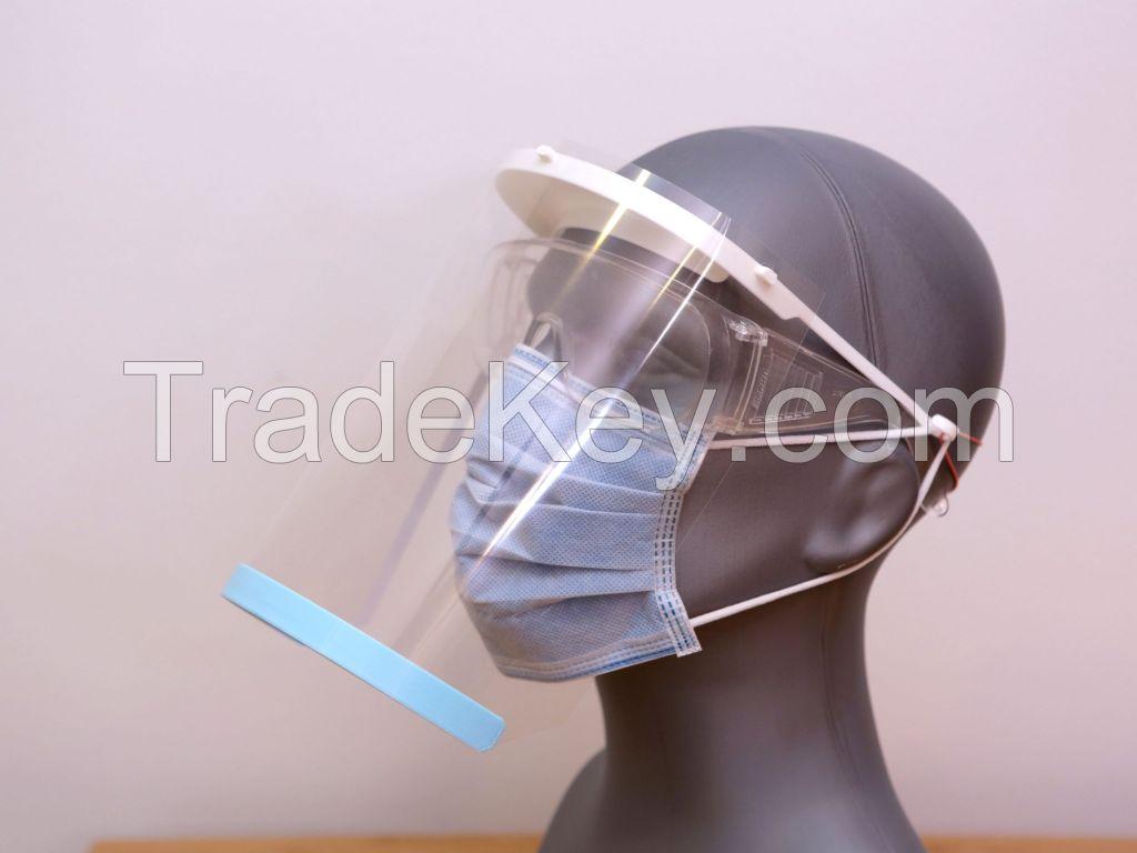 Face Visor Shield Mask