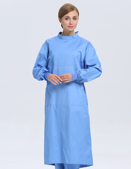 Disposable medical operation suit