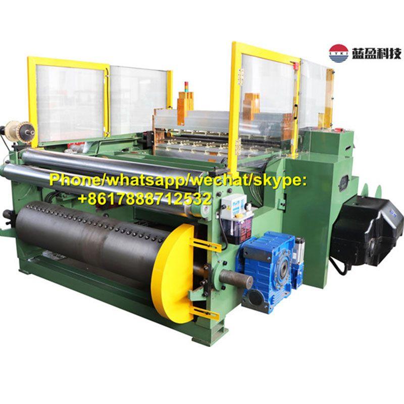 SG100/130-1JD Light-Duty CNC Metal Wire Mesh Weaving Machine